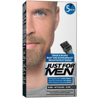 Coloration Barbe Blond Couleur Naturelle - Just For Men