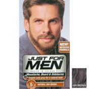 Just For Men Homme - COLORATION BARBE Châtain Cendré - Coloration Cheveux & Barbe