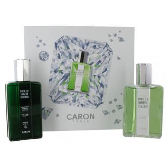 Coffret pour un homme Eau de Toilette 200ml & Shampoing Douche 200ml - Caron Paris