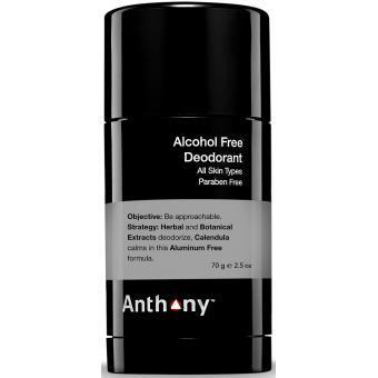 Déodorant Stick Sans Alcool - Anthony