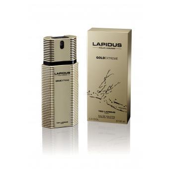Gold Extreme Eau de Toilette 100ml - Ted Lapidus