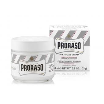 Crème Avant Rasage 100ml Sensitive - Proraso