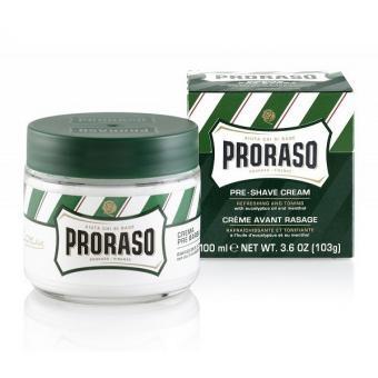 Crème Avant Rasage 100ml Refresh - Proraso