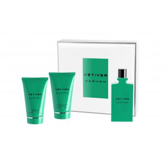 COFFRET VETIVER - Carven Paris
