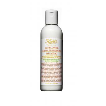 Kiehl's Homme - Shampoing à l'Huile de Tournesol Cheveux Colorés 75ml -