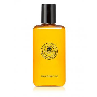 Gel Douche Corps & Cheveux Indian Sandalwood - Crabtree & Evelyn