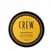 American Crew Homme - Argile de coiffage tenue forte et brillance moyenne -