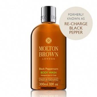 Molton Brown Homme - Gel douche au Poivre Noir -