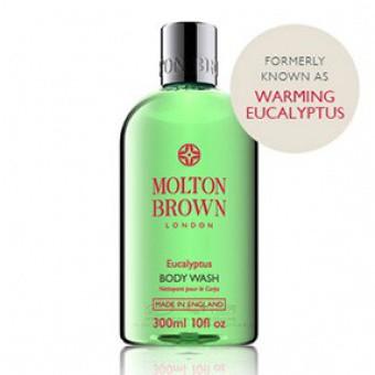 Molton Brown Homme - Bain douche réconfortant Eucalyptus 300 ml -