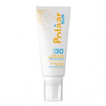 Polaar Homme - Spray Solaire Haute Protection SPF 30 -