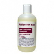 Recipe for Men Homme - Shampooing Anti Pelliculaire - Shampooing