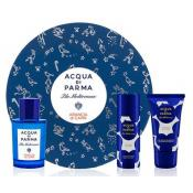 Acqua Di Parma - COFFRET ARANCIA DI CAPRI (EDT 75ml, Gel Douche 40ml, Lotion Corps 50ml) - Parfums Acqua Di Parma homme