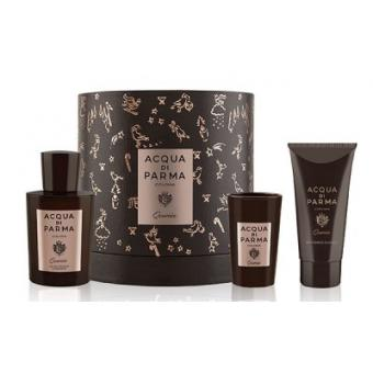 Acqua Di Parma - COFFRET COLONIA QUERCIA  (EDCC100ml, Gel Douche 75ml, Bougie 65gr) - Parfums Acqua Di Parma homme