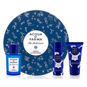 Acqua Di Parma - COFFRET MIRTO DI PANAREA (EDT 75ml, Gel Douche 40ml, Lotion Corps 50ml) - Parfum homme noel