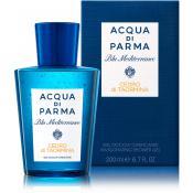 La Ligne De Parfum Homme Acqua Di Parma Blu Mediterraneo Et Les