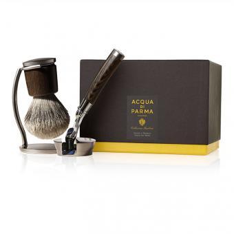 Collezione Barbiere Set de Rasage Blaireau & Rasoir Fusion - Acqua Di Parma