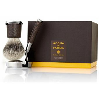 Acqua Di Parma - Collection Barbiere Blaireau avec rasoir - Coffrets Rasage & Barbe
