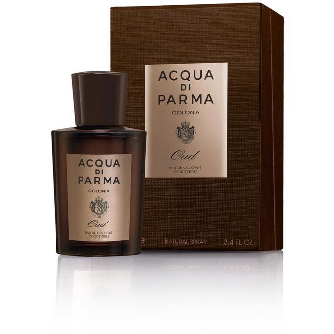 Colonia Oud Eau De Cologne Concentrée Acqua Di Parma Parfum Homme