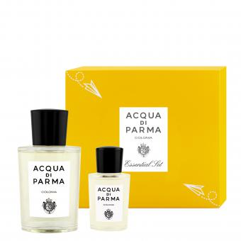 Acqua Di Parma - COLONIA SET ESSENTIEL COLONIA 100 ML & COLONIA 20ML - Parfums homme acqua di parma
