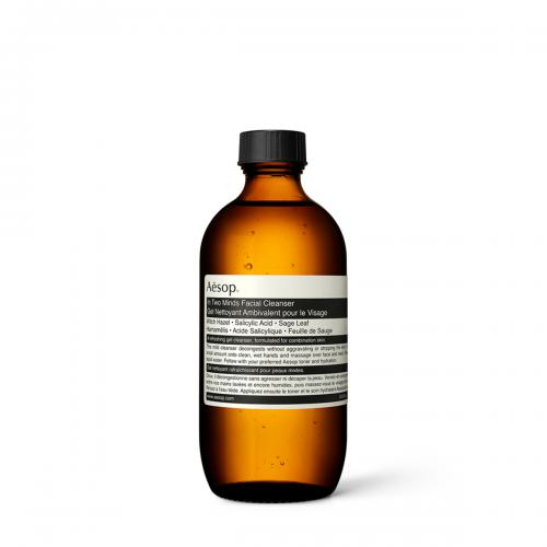 Aesop - In Two Minds - Gel Nettoyant Ambivalent - Nettoyant visage homme