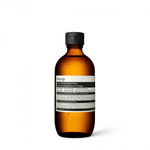 Aesop - In Two Minds - Toner Ambivalent - Gommage visage homme