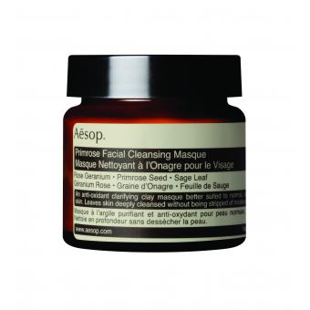 Masque Purifiant Visage à l'onagre 60ml