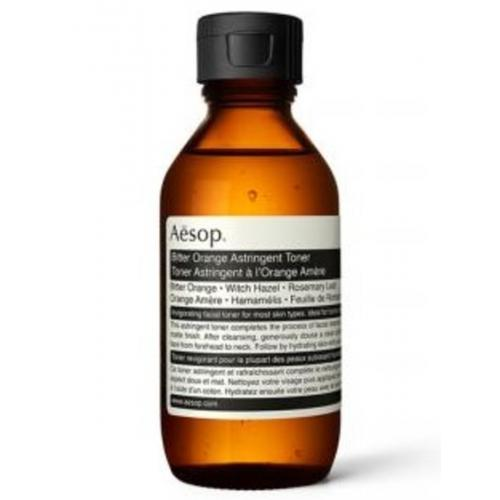 Aesop - Toner Astringent à l'orange amère - Matifiant, anti boutons & anti imperfections