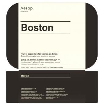 Trousse de voyage Boston - Aesop
