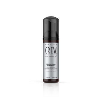 American Crew - American Crew- Crew Beard Foam Cleanser - Nouveautes barbe rasage homme