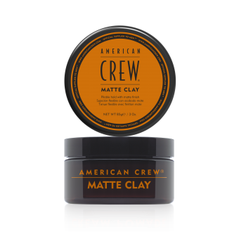American Crew- Matte Clay