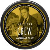 American Crew Homme - Argile de coiffage tenue forte et brillance moyenne - Cheveux
