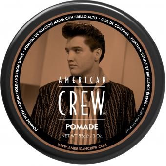 Cire de coiffage fixation normale brillance élevée - American Crew