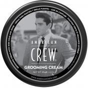 American Crew Homme - Crème de coiffage fixation forte ultra brillance - Cheveux