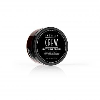 American Crew - Heavy Hold Pomade - Cire, crème & gel coiffant