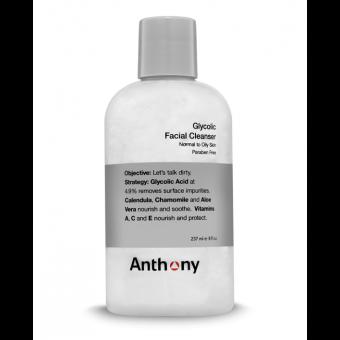 Nettoyant glycolique pour le visage - Anthony