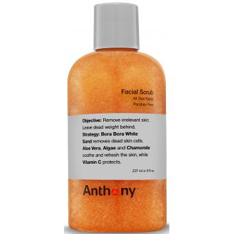 Anthony - Gel Exfoliant Visage - Anthony soin homme