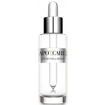 Apot.Care Homme - Sérum Hyaluronique Repair - Hydrate, Eclaire, Anti Rides -