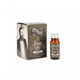 Apothecary 87 - Huile à Barbe Unscented - 10ml - Soin barbe apothecary 87