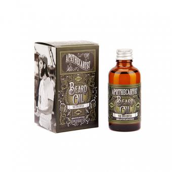 Huile à Barbe Unscented - 50ml - Apothecary 87