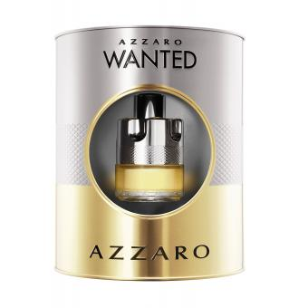 Coffret Azzaro Wanted 50ml avec Déodorant Offert - Azzaro