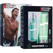 Biotherm  Homme - Coffret Heroes Aquapower - Gel douche & savon