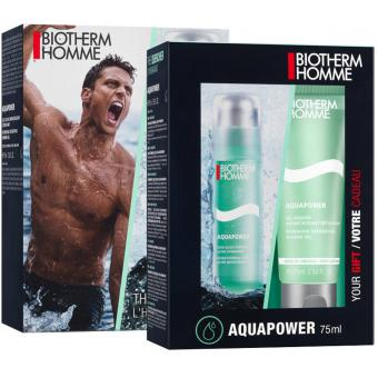 Coffret Heroes Aquapower - Biotherm Homme