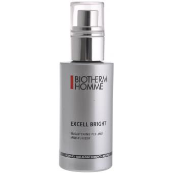 Excell Bright Soin Hydratant Eclaircissant Peeling - Biotherm Homme