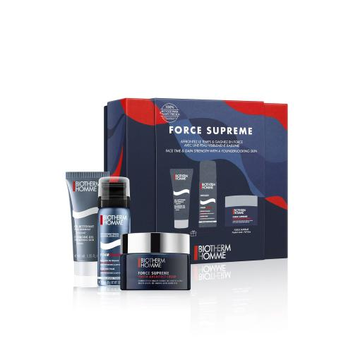 Biotherm Homme - Force Supreme Coffret Routine Anti-âge - Creme visage homme biotherm