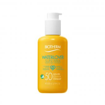 Biotherm Homme - Waterlover Sun Milk SPF50 - Protection solaire