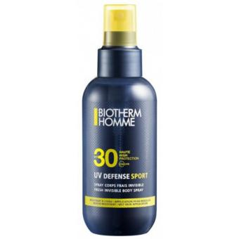 UV DEFENSE SPORT SPF30 CORPS - Spray Invisible - Biotherm Solaires
