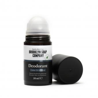 Brooklyn Soap Company - Deodorant Roll on - Déodorant homme
