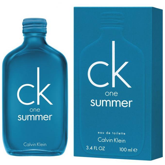 Calvin Klein Parfum One Summer Calvin Klein Parfums Pour Homme Homme