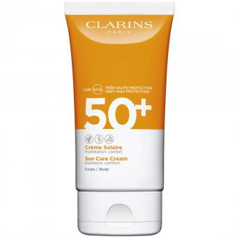 Clarins Solaires - CREME SOLAIRE SPF50+ CORPS - Protection solaire