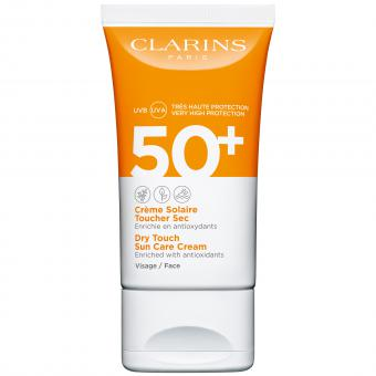 Clarins Solaires - CREME SOLAIRE SPF50 - Soins solaires homme